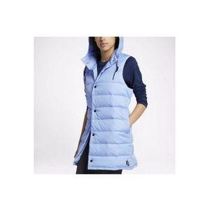 NWT Women's Nike NikeLab Essentials Padded Vest
